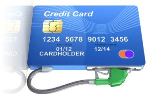 gas credit card